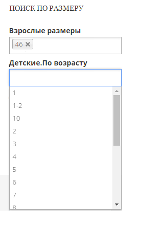Модуль на стороне  сайта